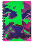 Philosopher - Anaximenes Spiral Notebook