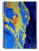 Philosopher - Socrates 3 Spiral Notebook