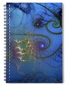 Philosophical Ventriloquism Spiral Notebook
