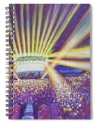 Phish At Dicks 2016 Spiral Notebook