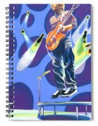 Phish Tramps Spiral Notebook