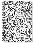 Phlogiston Spiral Notebook