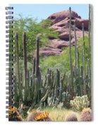 Phoenix Botanical Garden Spiral Notebook