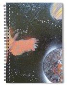 Phonex Spiral Notebook