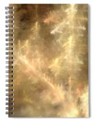 Phosphorescent Forest Spiral Notebook