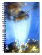 Photo Drama Spiral Notebook