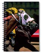 Photo Finish Spiral Notebook