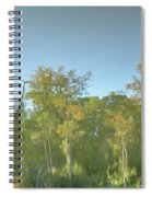 Photo Impressionism Spiral Notebook