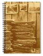 Photographic Memories Spiral Notebook