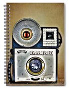 Photographs And Memories Spiral Notebook