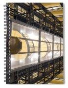 004 - Photon Cannon Spiral Notebook