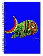 Phred Phish Spiral Notebook