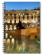 Piazza Della Repubblica Spiral Notebook
