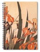 pic09600 Hokusai Spiral Notebook