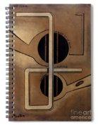 Picabia: Cest Clair, C1917 Spiral Notebook