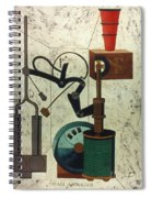 Picabia: Parade Spiral Notebook