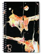 Picassos In Space Spiral Notebook