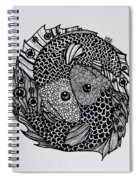 Pices Spiral Notebook