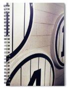 Pick A Number Spiral Notebook