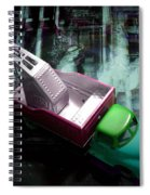 Pick Up On Marilyn Spiral Notebook
