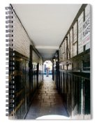 Pickering Place Spiral Notebook