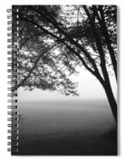 Picnic In The Fog Spiral Notebook