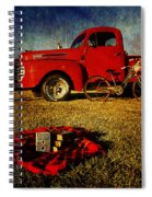 Picnic Time 2 Spiral Notebook
