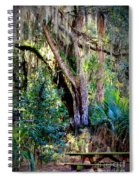 Picnic Time In Florida Spiral Notebook