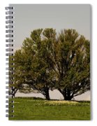 Picnic Time Spiral Notebook