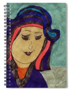 Picture Beautiful Spiral Notebook