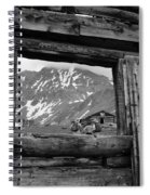 Picture Frame Spiral Notebook