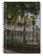 Picture Perfect Home Spiral Notebook