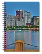 Picture Perfect Pittsburgh Spiral Notebook