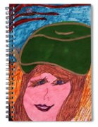Picture Pose Spiral Notebook