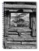Picture Window #3 Spiral Notebook