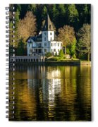 Picturesque Grundlsee Spiral Notebook
