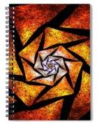 Piece By Piece Spiral Notebook