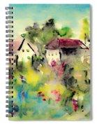 Piece Of Heaven Spiral Notebook