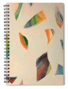 Pieces Spiral Notebook