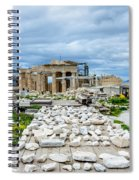 Acropolis - Pieces Of The Puzzle Spiral Notebook