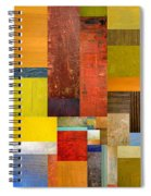 Pieces Project L Spiral Notebook