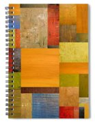 Pieces Project Ll Spiral Notebook