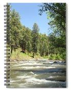Piedra River Spiral Notebook