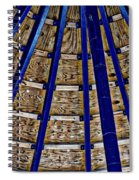Pier Ceiling Spiral Notebook