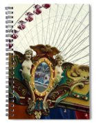Pier Park Chicago Spiral Notebook