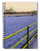 Pier View England Spiral Notebook