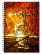Pierce-arrow Ignite Passion Spiral Notebook