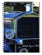 Pierce Arrow  Spiral Notebook