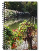 Piermont Fall Color Spiral Notebook