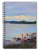 Piermont Shore Ny Spiral Notebook